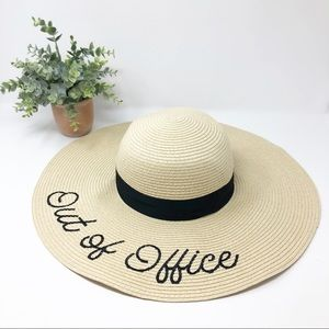 Serra Out Of Office Sun Beach Hat OS